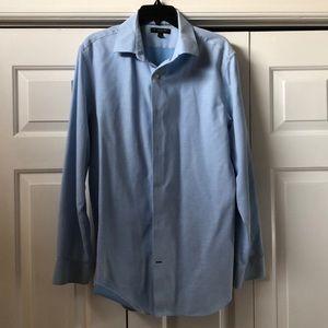 Light Blue work shirt